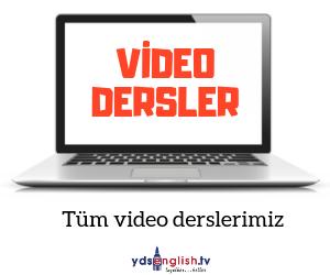 VİDEO DERS PAKETİ