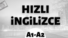 Hızlı İngilizce A1-A2